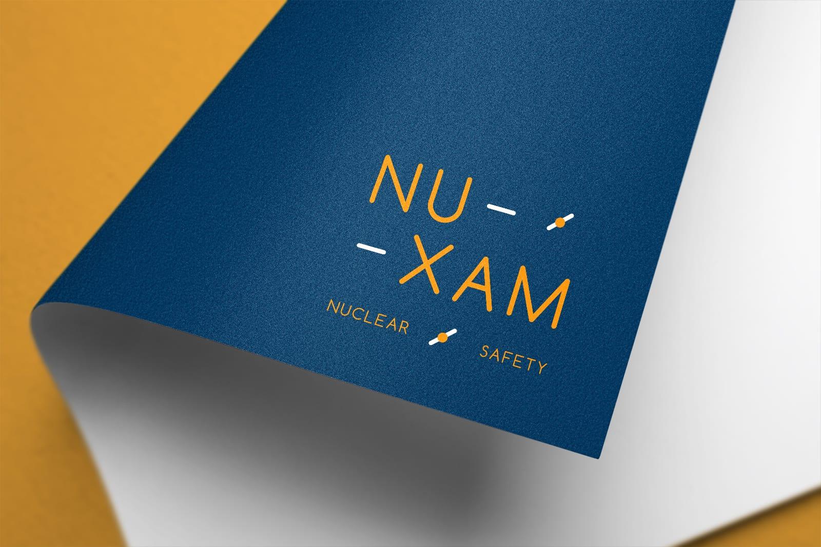 Nuxam, ingénieur industriel - Logo