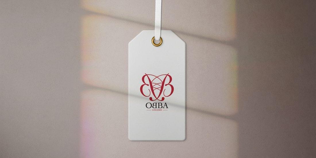 OBBA Lingerie - Logo