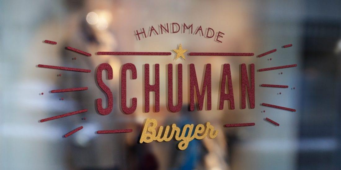 Restaurant Schuman Burger - Logo