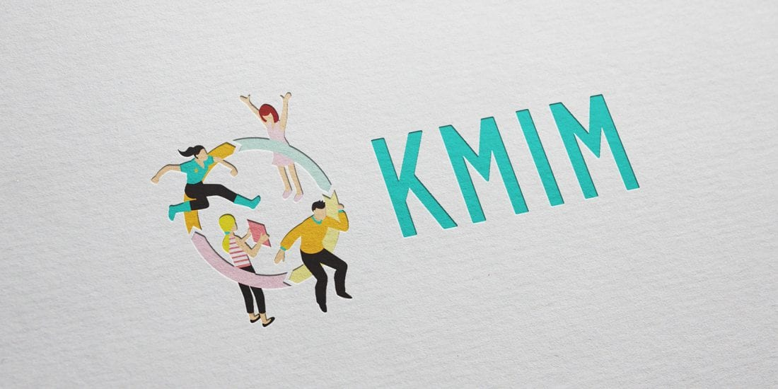 KMIM Knowledge Management - Logo