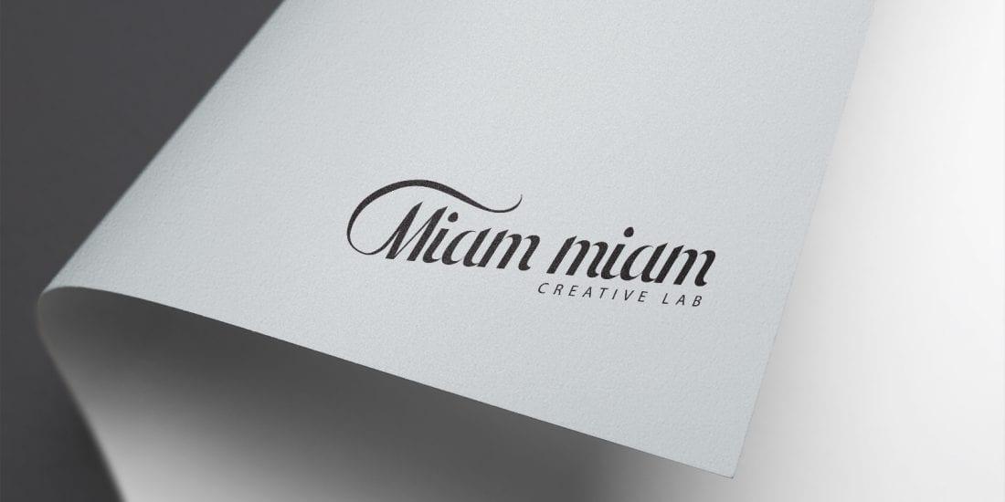 Agence de communication Miam Miam - Logo